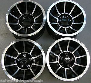 Original USA Made 15x8 5 American Racing Vector Rims 5x4 5 General Lee Charger
