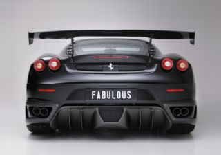 Ferrari F430 Fabulous Carbon Fiber Body Kit