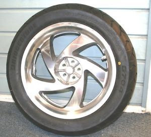 Used Honda GL1800 Goldwing Rear Tire Wheel for 2001 2013 Bridgestone