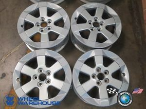 "Four 04 09 Toyota Prius Factory 15"" Wheels Rims 69450 4261147050"