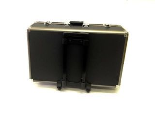 VIV VHC 5200 Large Digital Camera Gear Equipment Aluminum Frame Hard Case Wheels