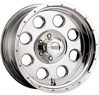 18x9 5 Chrome American Racing ATX Mojave Wheels 5x135 24 Lifted Ford F 150