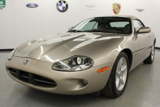 We Finance 97 XK8 Convertible Cleancarfax Leather Heated Seats CD Changer Pwrtop
