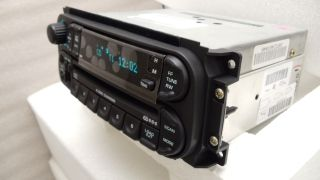 New Jeep Grand Cherokee Wrangle Liberty Radio Disc 6 Changer CD Player 02 03 04