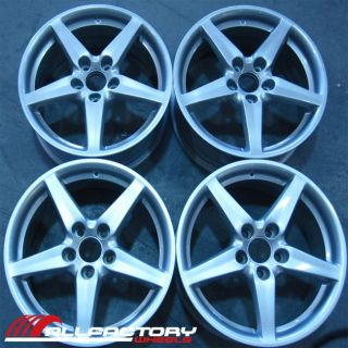 "Acura RSX 17"" 2005 2006 05 06 Factory Set Rims Wheels 71752"
