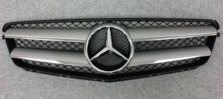 Mersedes Benz C Class W204 Coupe Genuine Front Hood Grille C250 C350 New