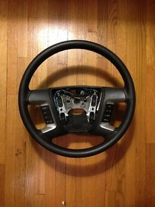 2010 Ford Fusion Steering Wheel