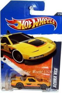 Hot Wheels Acura NSX