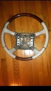 2000 Cadillac Escalade Steering Wheel