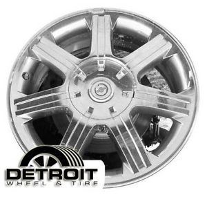Chrysler Pacifica Factory Wheel Rim 2258 Machined Clad 2005 2008