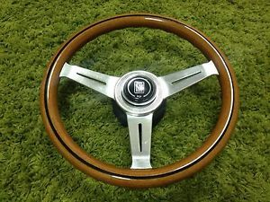Nardi Wood Steering Wheel