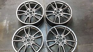 2013 Ford Mustang GT Brembo Package Wheels Set of 4 Mustang Wheels 19 Inch