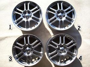 "Toyota Prius Plus 17"" Factory Wheels Scion TC Matrix Corolla Celica"