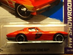 Custom Hot Wheels Gas Monkey Garage Fast and Loud '64 Corvette Sting Ray
