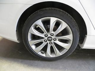 18x7 1 2 inch 10 Spoke Alloy Rims for A 2011 Hyundai Sonata
