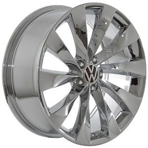 18 VW Wheels Rims CC Golf Passat EOS GTI Rabbit Jetta