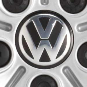VW Alloy Wheel Centers Volkswagen New Hub Cap Center Factory Logo Center