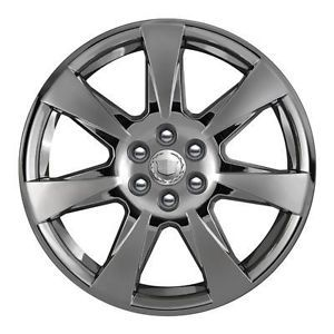 "2010 2011 2012 Cadillac SRX 20"" Chrome Wheel"