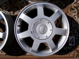 "Cadillac cts 16"" Wheels Rims Stock Cadillac STS DTS STS 16"" 5x115mm 9593650"