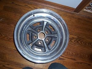 Dodge Chrysler Plymouth Ford Magnum 500 Wheel Used