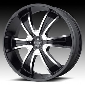 20 inch AR894 Black Wheels Rims 5x135 97 03 Ford F150 Expedition Navigator
