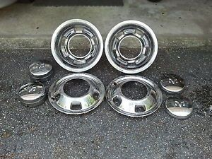 Dodge RAM 3500 Dually Wheel Covers Caps