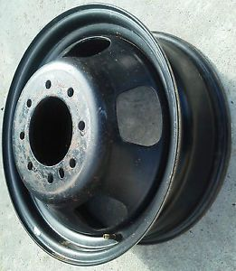 "2003 2013 Dodge RAM 3500 One 1 Ton Dually 17"" Factory Steel Wheel Rim Mopar"