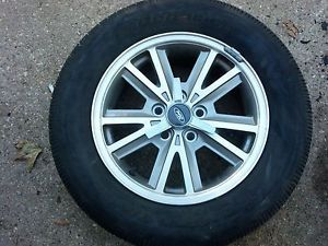 2005 Ford Mustang Rims 16 inch Wheels