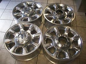 "20"" Ford F250 F350 Factory Super Duty Factory Wheels Rims 2012"