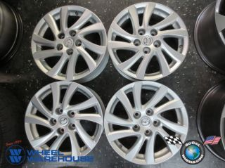 Four Mazda 3 Factory 16 Wheels Rims 64946 9965C26560