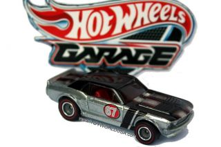 Hot Wheels 67 Ford Mustang Coupe