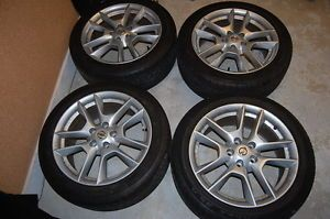 "Nissan G35 18"" 2007 2008 2009 Factory Wheels Rims Tires Maxima Altima"
