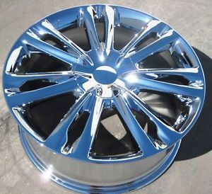 "Exchange Your Stock 4 18"" Factory Hyundai Genesis Chrome Wheels Rims 70785"