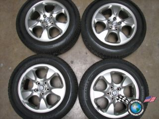 "00 03 Jaguar s Type Factory 16"" Wheels Tires Rims"