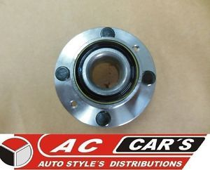 Rear Drum Rear Non ABS Wheel Bearing Hub Assembly Ford Mazda Mercury ZX2 s R