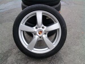 "Porsche 18"" Wheels Tires Boxster Cayman"