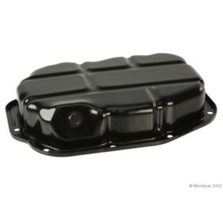New Dorman Oil Pan Black Mitsubishi galant Chrysler Sebring Dodge Stratus