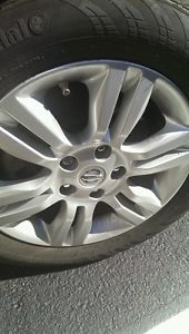 "Nissan Altima 2010 2012 16"" Alloy Wheels Rims 62551"