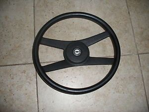 Original GM Chevy Camaro Chevelle Spoke Steering Wheel