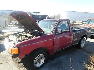 1993 Ford Ranger Pick Up Truck for Parts or Restore Super Deal on Ford Tough Trk