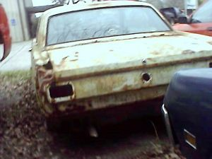 1965 Ford Mustang Parts Car Lots of Good Parts or Restore