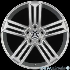 "18"" Golf R Style Wheels Fits VW CC EOS Golf GTI Jetta MK5 MKV Passat B6 Rims"
