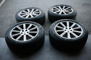Details about OEM FACTORY 20 RANGE ROVER WHEELS/TIRE SET