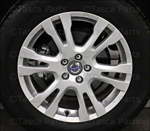 "New 18 x 7 5"" Thalia Aluminum Alloy Wheel 2003 2014 Volvo XC90 31339236"