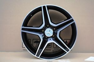 "17"" Mercedes Benz AMG Wheels Rims C230 Kompressor Sport"