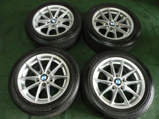 "16"" BMW Factory 3 Series Wheels 323 325 328 330 Tires RFT E90 E92 E36 E46"