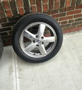 2003 Honda Accord Rims and Tires