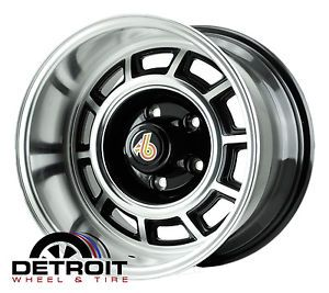 Buick Grand National Wheels Rims 15x10 2 Wheels