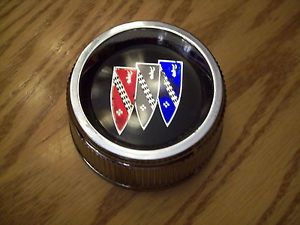 1967 1968 1969 1970 Buick Rally Wheel Center Cap Beautiful Condition GS Skylark