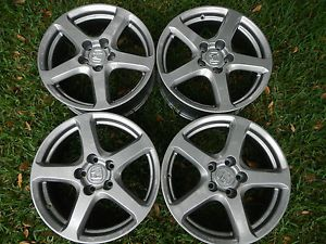 "Honda Civic SI 17"" HFP Factory Wheels Rims Fits Accord CR V Brand New"